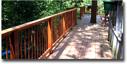 Custom Built Decks in Vermont - quality built with pride by DC Construction in Burlington, VT